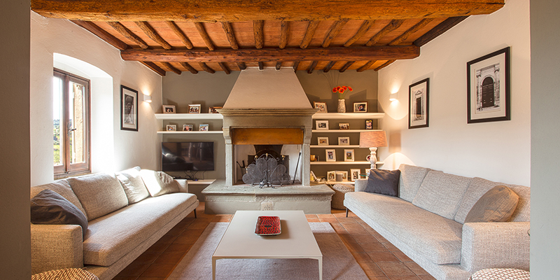travel through time, bedrooms in Casa Fede