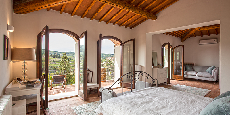 classic luxury at Casa Fede